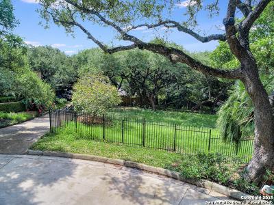 San Antonio Residential Lots & Land New: 7707 Windmill Hill St