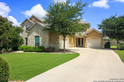 Bexar County Single Family Home New: 22603 Impala Bend