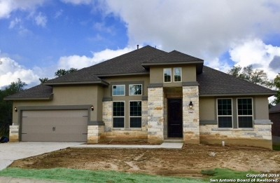 Fair Oaks Ranch Single Family Home New: 29003 Front Gate