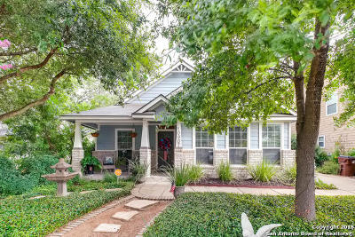 San Antonio Single Family Home New: 10907 Axis Xing