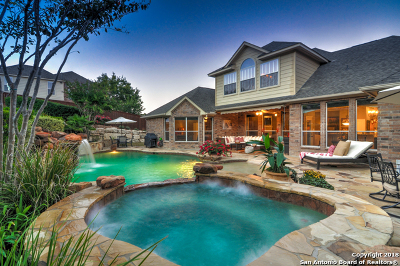 Boerne TX Single Family Home New: $625,000