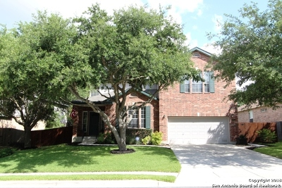 Schertz Single Family Home New: 3404 Abbeville Dr