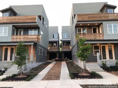 San Antonio Condo/Townhouse New: 615 Fulton Ave #2