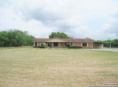 Bexar County, Comal County, Guadalupe County Single Family Home New: 15881 Fm 725