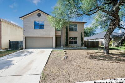 San Antonio Single Family Home New: 9215 Bowen Dr