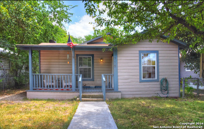 San Antonio Single Family Home New: 710 W Gramercy Pl