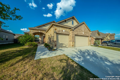 New Braunfels Single Family Home Back on Market: 732 Great Cloud