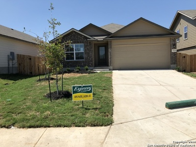 Single Family Home For Sale: 7518 Rigel Chase