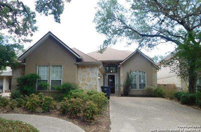 San Antonio Single Family Home New: 1115 Walkers Way
