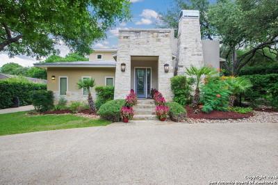 San Antonio Single Family Home New: 13903 Bluff Ivey Ln