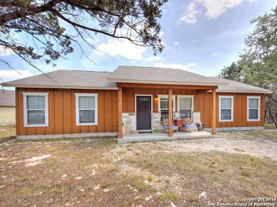 Spring Branch Single Family Home New: 770 High Dr