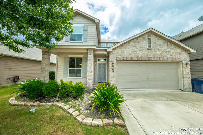 Cibolo Single Family Home New: 205 Ranch House Rd