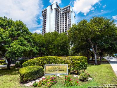 San Antonio Condo/Townhouse New: 7701 Wurzbach Rd #1005