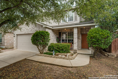 Helotes Single Family Home New: 8611 Sonora Pass