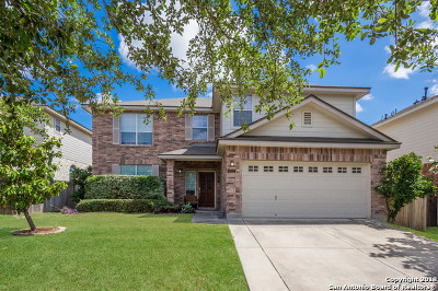 Helotes Single Family Home New: 8923 Firebaugh Dr