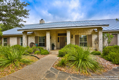 Fair Oaks Ranch Single Family Home New: 7907 Sendero Ridge Dr