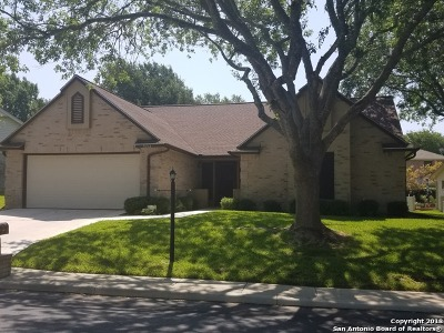 Schertz Single Family Home Active RFR: 3712 Hunters Glen