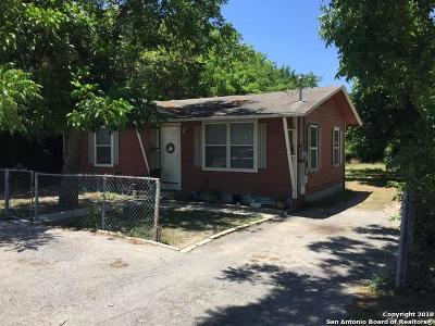 New Braunfels Single Family Home For Sale: 1722 Lee St