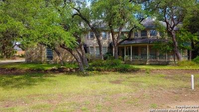 Bulverde Single Family Home For Sale: 32096 Camellia Bend