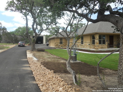 Spring Branch Single Family Home New: 1311 Mossy Hollow