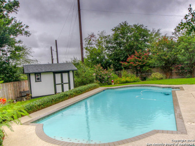 Universal City Single Family Home New: 170 Alabaster