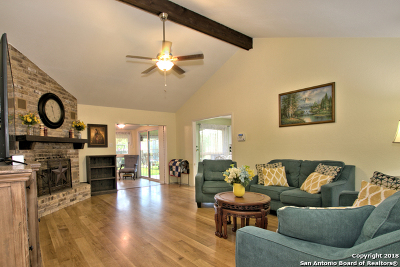 New Braunfels Single Family Home New: 410 W Tanglewood Dr