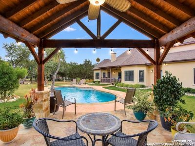 New Braunfels Single Family Home New: 1750 Hunters Run
