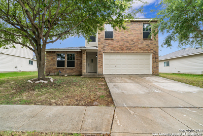 Selma Single Family Home New: 16415 Clydesdale Run