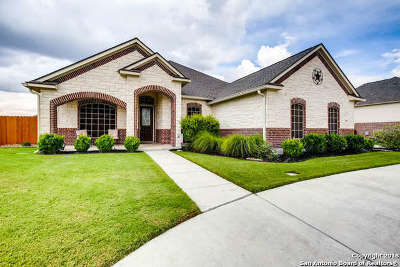 Schertz Single Family Home New: 6933 Hallie Heights