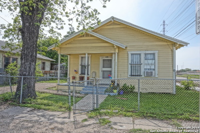 Single Family Home New: 631 Muncey