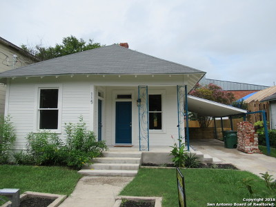 San Antonio Single Family Home New: 115 Gorman