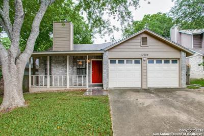 San Antonio Single Family Home New: 13930 Laurel Hollow Dr
