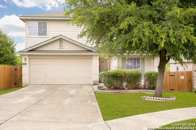 San Antonio Single Family Home New: 506 Rattler Bluff