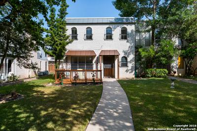 San Antonio Condo/Townhouse New: 11810 Persuasion Dr #6