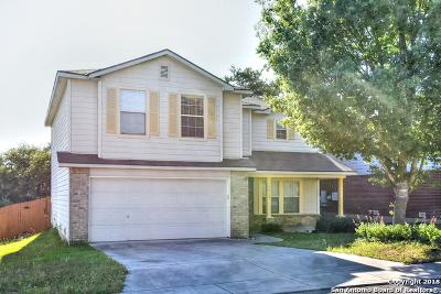 San Antonio Single Family Home New: 5915 Oak Blossom