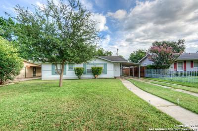 San Antonio TX Single Family Home New: $138,000