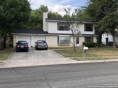 San Antonio TX Single Family Home New: $129,500