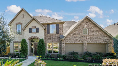 San Antonio Single Family Home New: 25311 River Ranch