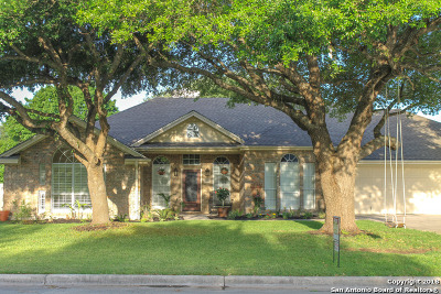 New Braunfels Single Family Home New: 2212 Waterford Grace