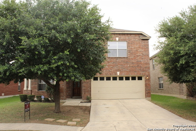 San Antonio TX Single Family Home New: $191,000