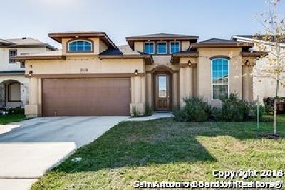 San Antonio Single Family Home New: 6606 Comanche Post