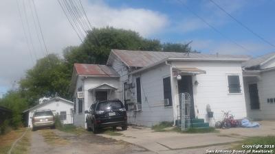 San Antonio Multi Family Home New: 121 Howard St