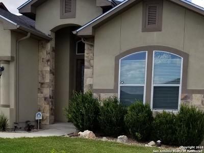 Converse Single Family Home New: 8643 Key North Way