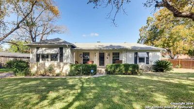 San Antonio Single Family Home New: 4711 E Beverly Mae Dr