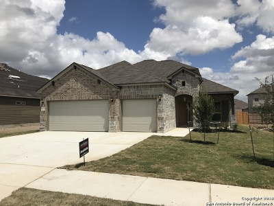 Schertz Single Family Home New: 4629 Falling Oak