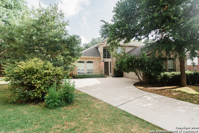 San Antonio Single Family Home New: 10813 Rocky Trail