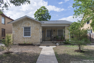 San Antonio Single Family Home New: 131 Thomas Jefferson Dr