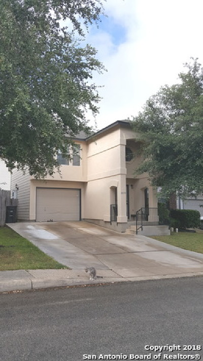 San Antonio Single Family Home New: 10150 Trailhead Pass