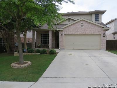 Schertz Single Family Home New: 2625 Gallant Fox Dr