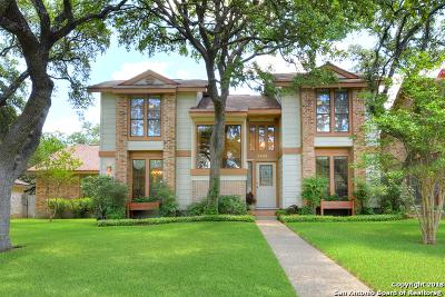 San Antonio Single Family Home New: 4242 Shadow Oak Woods